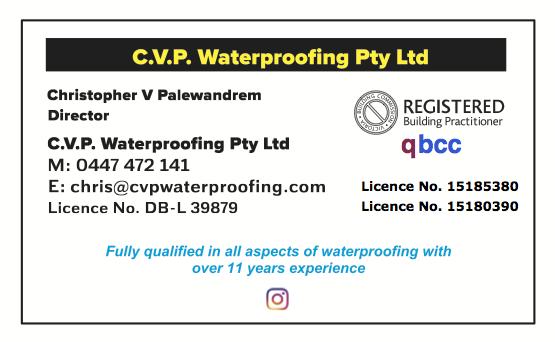 Cvp Waterproofing Pty Ltd Smart Strata Body Corporate Management